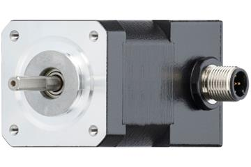 drylin® E stepper motor with connector, NEMA 17